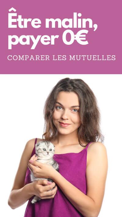 comparer les remboursements de la stérilisation du chat